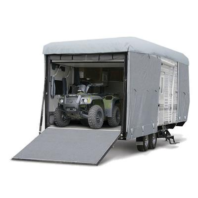 Toy Hauler Cover