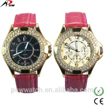 Leather Watch Women