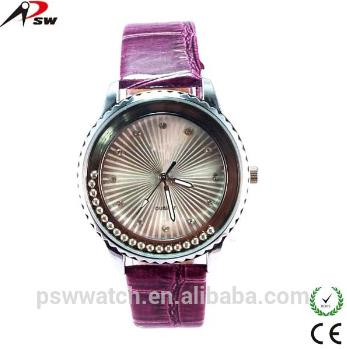 Leather Watch For Lady