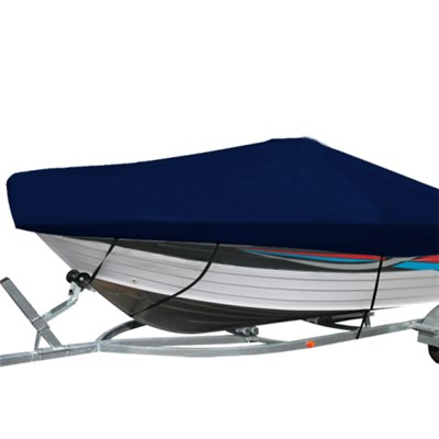 Bay Style V-Hull Center Console Fishing Boat Cover