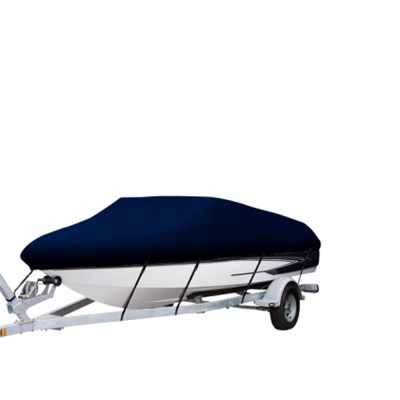 V-Hull Fish And Ski Boat Cover