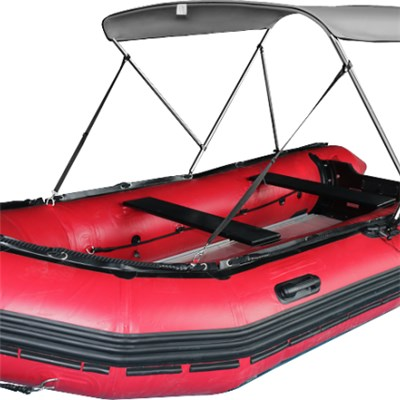 2Bow Inflatable Boat Bimini Top