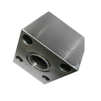 Square Flange T-block