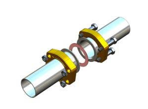 Flare Flange Couplings