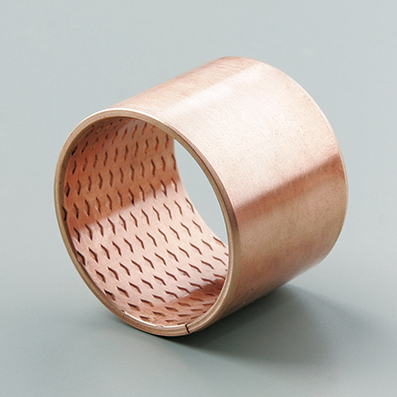 Bronze Self-lubricated Plain Bearing TSB-090
