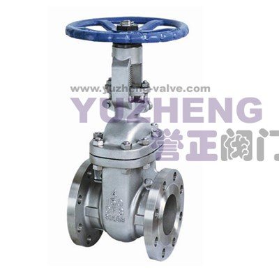 ANSI Flanged Gate Valve