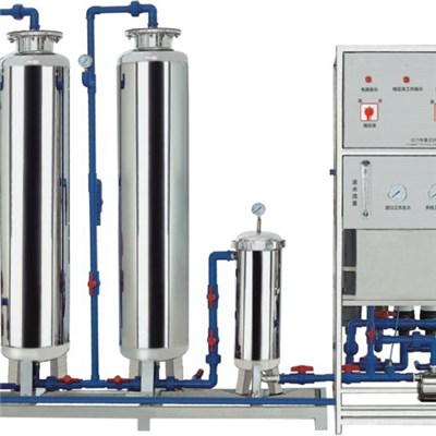 Mineral Water Purification Treatment Equipment