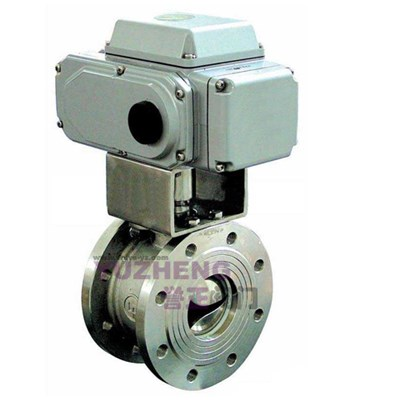 1PC Flange Electric Ball Valve