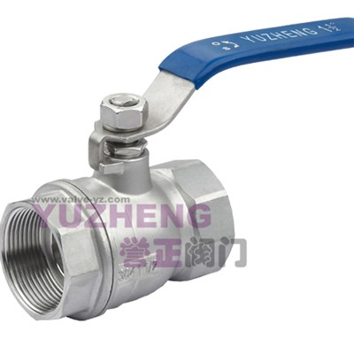 2PC Ball Valve Economic Pattern