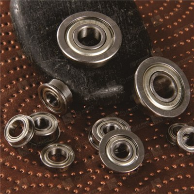 Flanged Miniature Ball Bearings