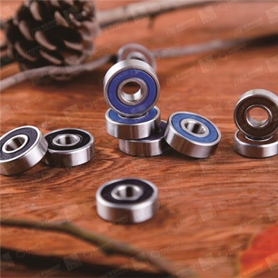 Stainless Steel Miniature Ball Bearings