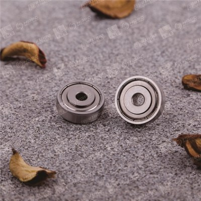 Bearings With Eccentric Inner Hole