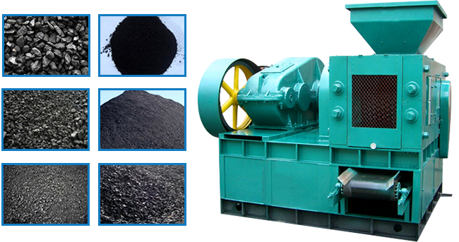 Charcoal Briquette Machine/Charcoal Briquette Plant/Fote Charcoal Briquetting Machine