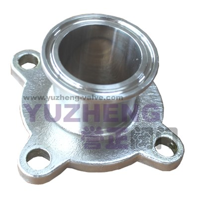 Valve Cap Of 3PC Clamp End Ball Valve