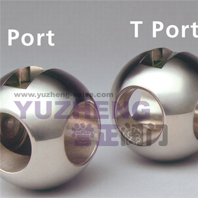 Ball For 3 Way Ball Valve