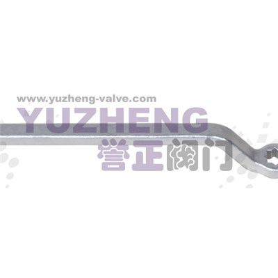 Stainless Steel Valve Handle