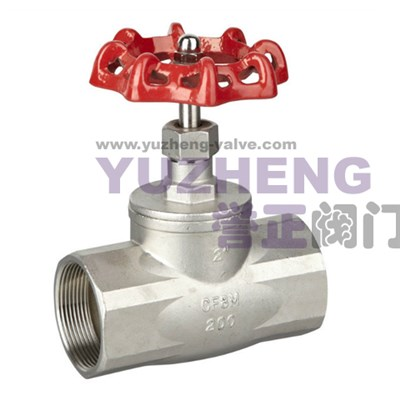 Stainless Steel Thread Globe Valve