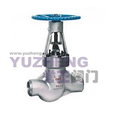 Butt-welded Globe Valve