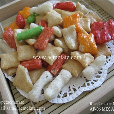 Normal Rice Crackers Mix