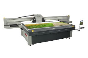 2.5*1.2m Uv Flatbed Printer