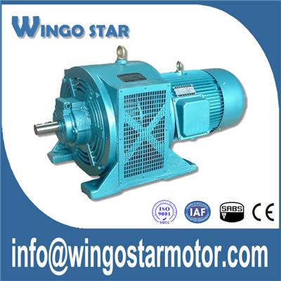 High Torque Electric Motor