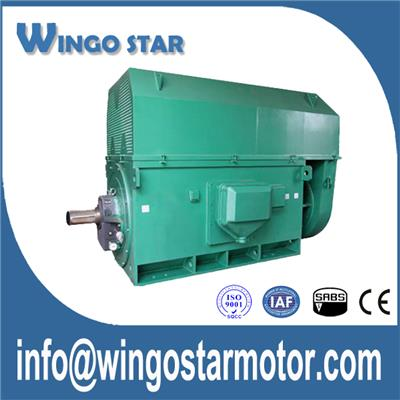Water Cooled Electric Motor