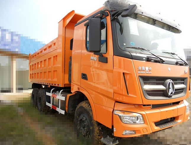 North Benz V3 8x4 340hp Dump Truck