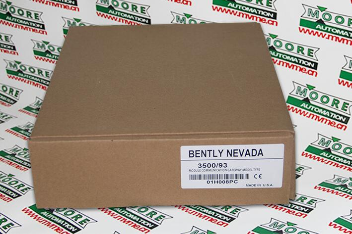 BENTLY NEVADA 3500/32 The 4-Channel Relay Module