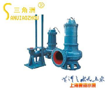 QW (WQ) Submerged Non-Clogging Sewage Pump