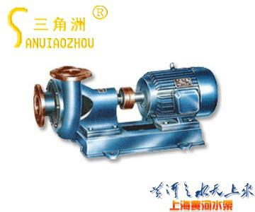 PW, PWF Cantilever Centrifugal Sewage Pump