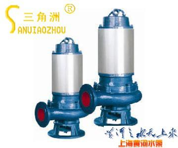 JYWQ Automatic-Stir Submersible Sewage Pump