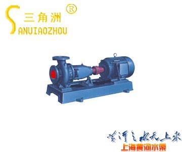 IS And IR Type Horizontal Single-stage Single Suction Centrifugal Pump