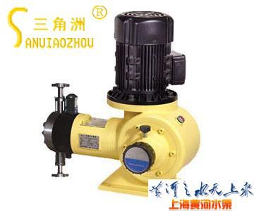 JYZ Series Hydraulic Diaphragm Metering Pump