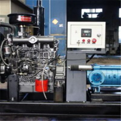 Commins Diesel Multistage Pump-Long-distance Inline Water Supply Diesel Pump Group
