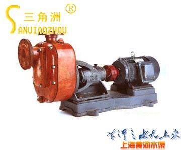 ZS Type Glass Fiber Reinforced Plastics Self-priming Pump