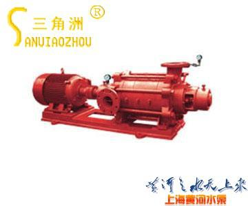 XBD-W Horizontal Single-suction Multistage Segmental Type Fire Pump