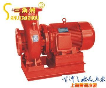 XBD-W Horizontal Single-stage And Single-suction Fire Pump