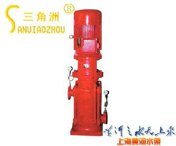 XBD-L Vertical Single-suction Multistage Segmental Type Fire Pump