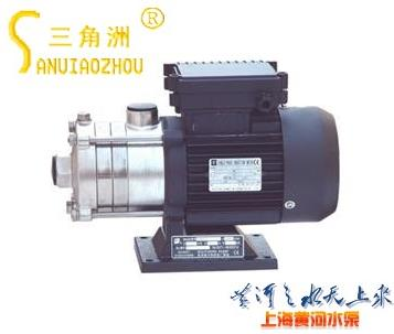 CHLF (T) Light Segmental Multistage Centrifugal Pumps