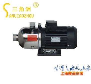 CHL, CHLK Light Stainless Steel Multistage Centrifugal Pumps