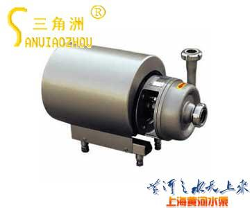BAW Type Sanitary Centrifugal Pump