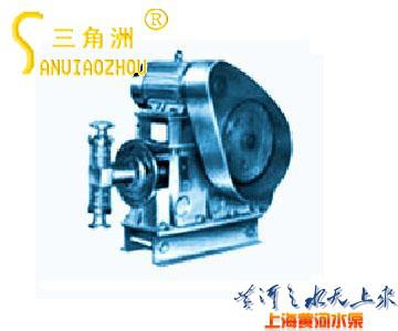 WB Motor-driven Reciprocating Pump