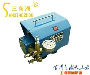 DY Type Single-phase Portable Motor-driven Pressure Test Pump