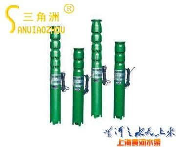 QJ-type Well Submersible Motor-driven Pump