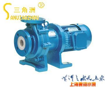 CQB-F Model Fluoroplastics Magnetic Drive Pump