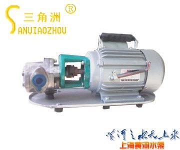 WCB Series Gear Type Oil Pump