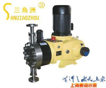JYZR Series Hydraulic Diaphragm Metering Pump