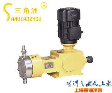JYX Series Hydraulic Diaphragm Metering Pump