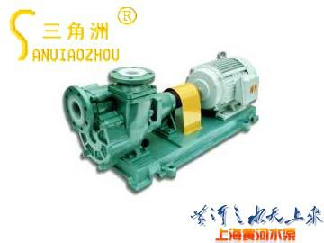 FZB Series Fluoroplastics Self-priming Pump