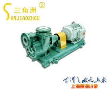 FZB Series Fluoroplastics Pump